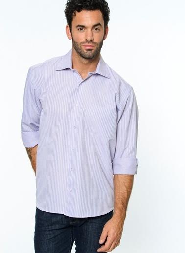 Men Club Gömlek Mürdüm